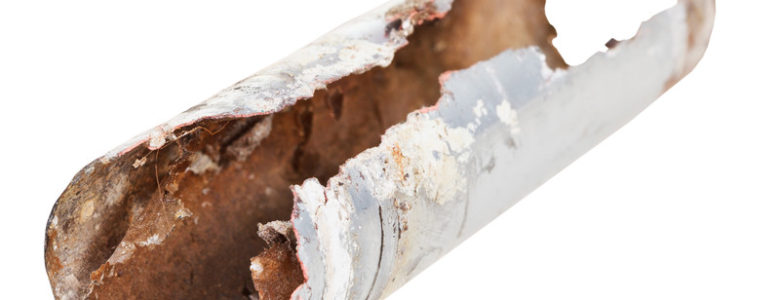Pipe corrosion protection tips